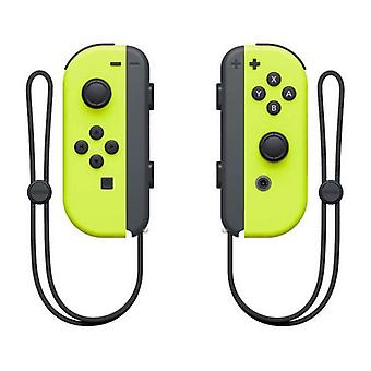 Wireless gamepad nintendo joy-con yellow