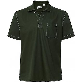 Oliver Spencer Short Sleeve Yarmouth Shirt