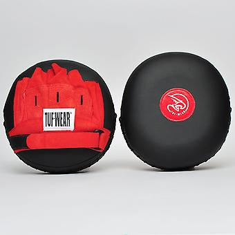 Tuf Wear Eagle Air Pads Black / Red