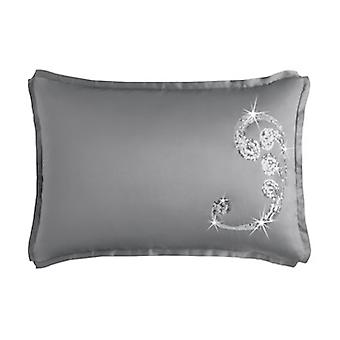 Fiya Pillowcase Pair - Gris