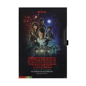 Stranger Things, Carnet - VHS Saison 1