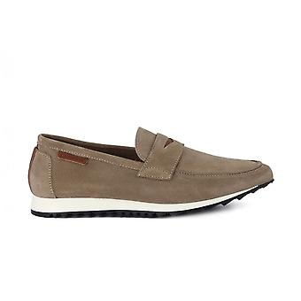 CafeNoir Pantofola IN Velour QE641SABBIA universal all year men shoes
