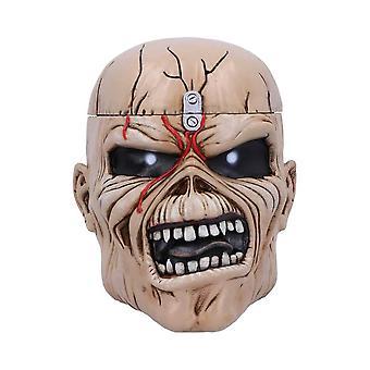 Iron Maiden Eddie Trooper Collectors Storage Box