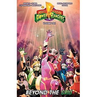Mighty Morphin Power Rangers Vol. 10 av Marguerite Bennett - 97816841
