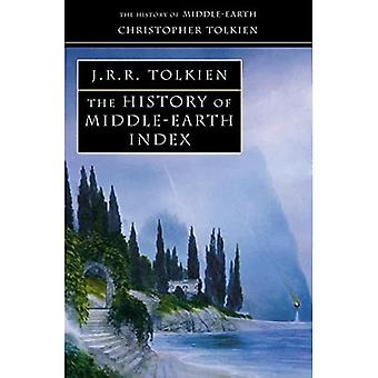 The History of Middle-earth: Index