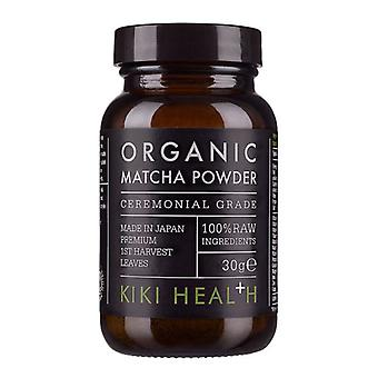 Kiki Health Organic Matcha Powder 30g