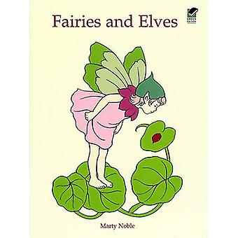 Fairies and Elves by Marty Noble - 9780486400501 Book