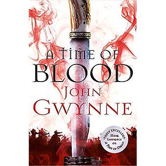 A Time of Blood by John Gwynne - 9781509812981 Book