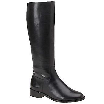 Walking Cradles Womens Mate Leather Almond Toe Ankle Fashion Boots