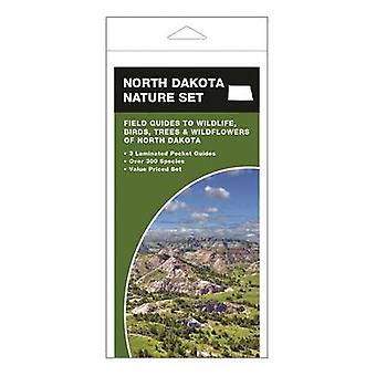 North Dakota Nature Set - Field Guides to Wildlife - Birds - Trees &am