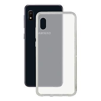 Mobiele cover Samsung Galaxy A10e Contact Flex TPU Transparant