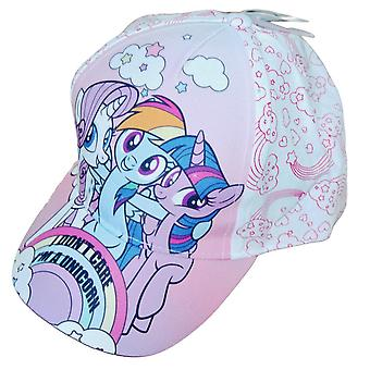 My little Pony Cap - White/Pink
