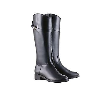 Hogl hoogheid schwarz laarzen womens zwart