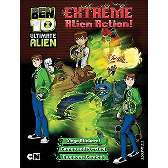 Ben 10 Ultimate Alien Extreme Alien Action! Libro de actividades para parachoques - 97