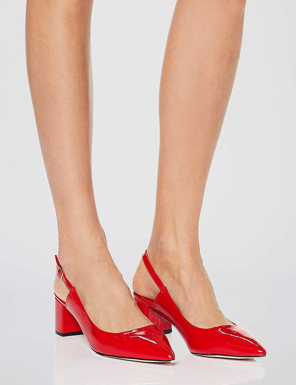 Vinden. Women's Schoenen vinden. Puntige teen SlingBack Classic Pompen 0ECECR