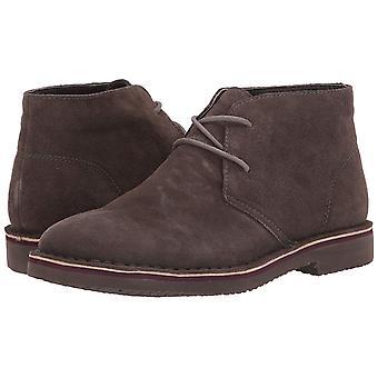 Propét Mens MCX012SSTNE-14 Closed Toe Ankle Chelsea Boots