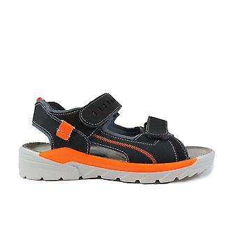 Ricosta Tajo 4520200-451 Grey/Orange Boys Waterproof Sandals