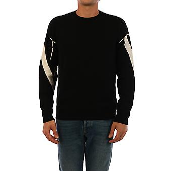 Valentino Uv3kc09k6lj0na Men's Sort Cashmere Sweater
