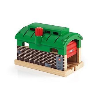 BRIO Train Garage 33574 for Wooden Railway Set