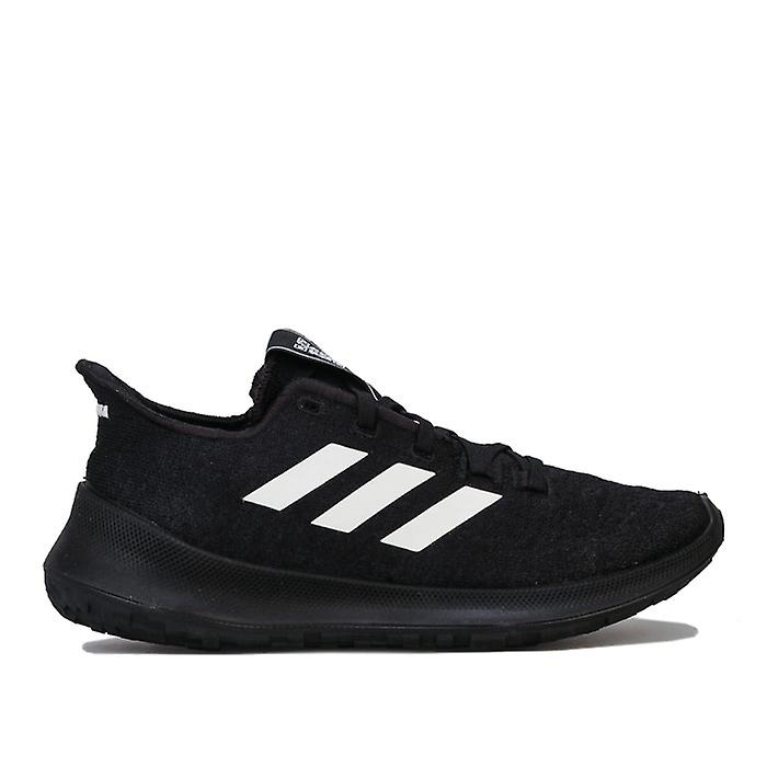 Women's adidas Originals SenseBOUNCE + Trainers in Black 7oXru