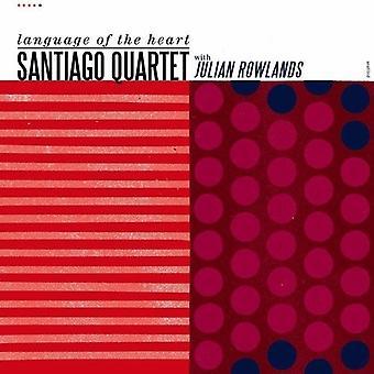 Santiago Quartet - Language of the Heart [CD] USA import
