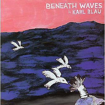 Karl Blau - Beneath Waves [CD] USA import