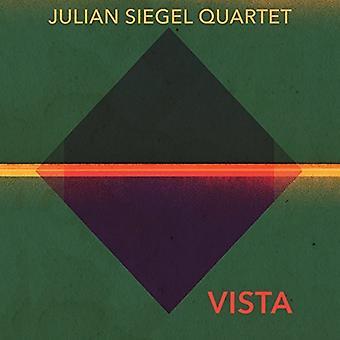 Julian Siegel Quartet - Vista [CD] USA import
