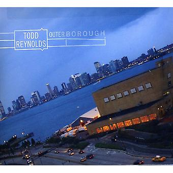 Todd Reynolds - Outerborough [CD] USA import