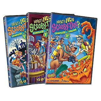 What's New Scooby-Doo: Seasons 1-3 [DVD] USA import