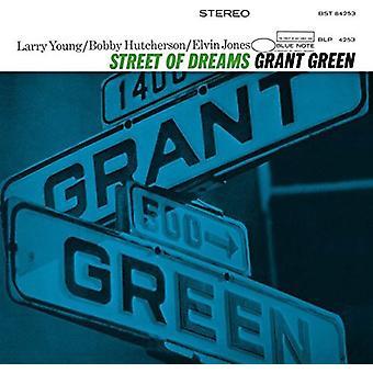 Accorder à vert - rue de Dreams(LP) [Vinyl] USA import