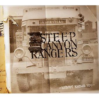 Steep Canyon Rangers - Nobody Knows You [CD] USA import