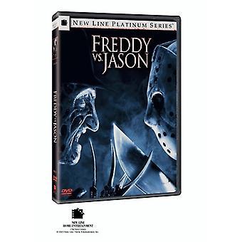 Freddy vs Jason [DVD] USA importeren