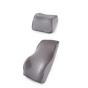 YANGFAN Universal Set Of Car Headrest & Waist Rest