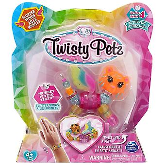 Twisty Petz Single Pack Série 4 - Sorbet Flying Tiger