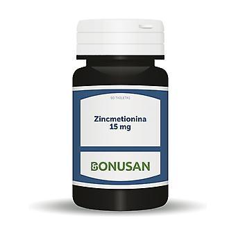 Zincmethionine 90 vegetable capsules