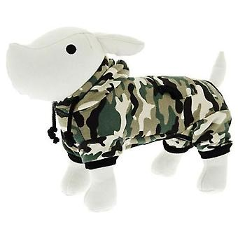 Ferribiella Sweatshirt Cm.20 Camouflage (Dogs , Dog Clothes , Coats and capes)