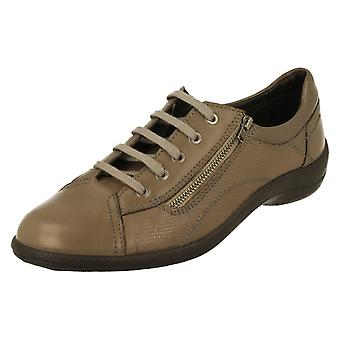 Ladies Padders Casual Lace Up Shoes Ria
