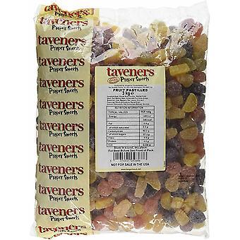 Taveners Fruit Pastilles Bonbons 3kg 3 Kilo
