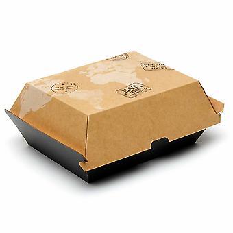 Kraft Street Box