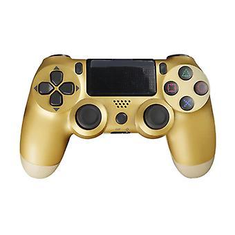 Stuff Certified® PlayStation 4 için Oyun Kumandası - Titreşim Altınlı PS4 Bluetooth Gamepad