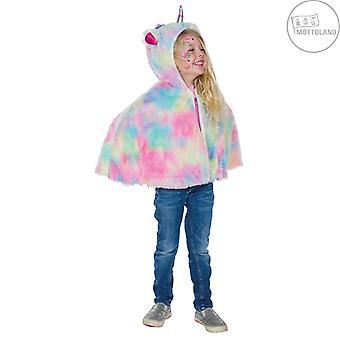 Kinderkostüm Plüsch Cape Einhorn Poncho Kinder Kostüm Pferd