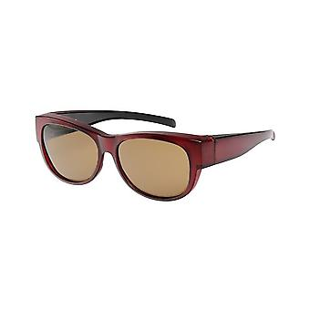 Sunglasses Unisex Conversion VZ-0023PL red
