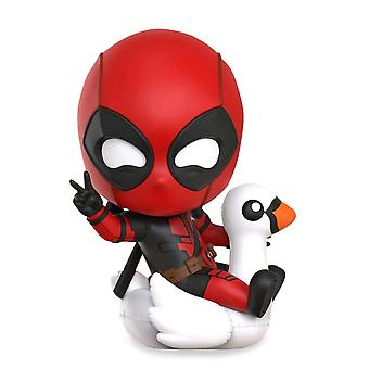 Deadpool with Pool Float Cosbaby