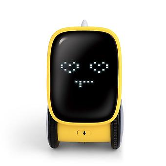 Smart Interactive Robot Gesture Voice Controlled -touch Sensor And Voice Recording Robot