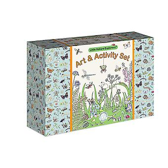 Little Nature Explorers Art & Activity Set