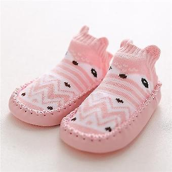 Newborn Baby Socks With Rubber Soles Baby Shoes, Spring Autumn Floor Socks Anti