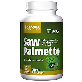 Jarrow Kaavat Saha Palmetto, 160 mg, 120 Softgel