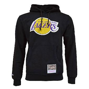Mitchell & Ness Nba Los Angeles Lakers MNNBAINTL870LALAKEBLK basketball all year men sweatshirts