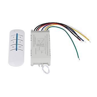 Cyfrowy przełącznik zdalnego sterowania 220V do świateł 4-way typu B