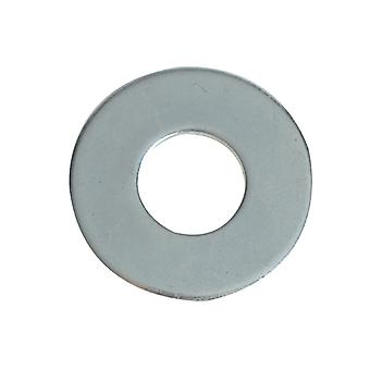 Forgefix Flat Penny Lavadora ZP M10 x 25mm Forge Pack 20 FORFPWAS1025
